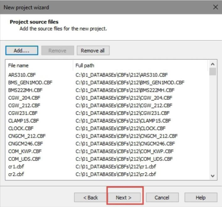 How to Import Benz DTS Monaco CBF Daimler Database File (4)