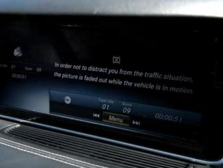 How to Use AVDI to Activate Benz S63 AMG Coupe Video In Motion (1)