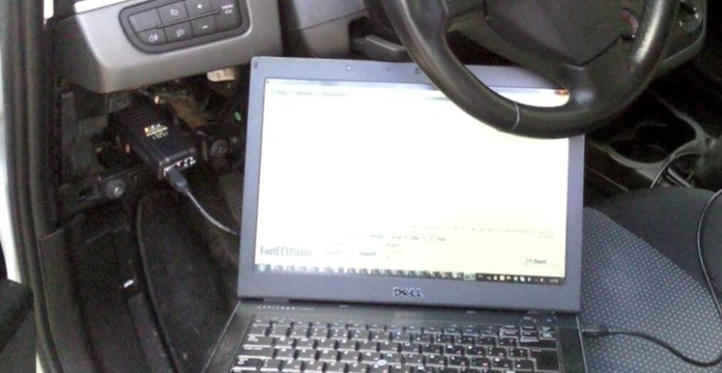 How to Use Multiecuscan to Diagnose Fiat Stilo 1.9 JTD (1)