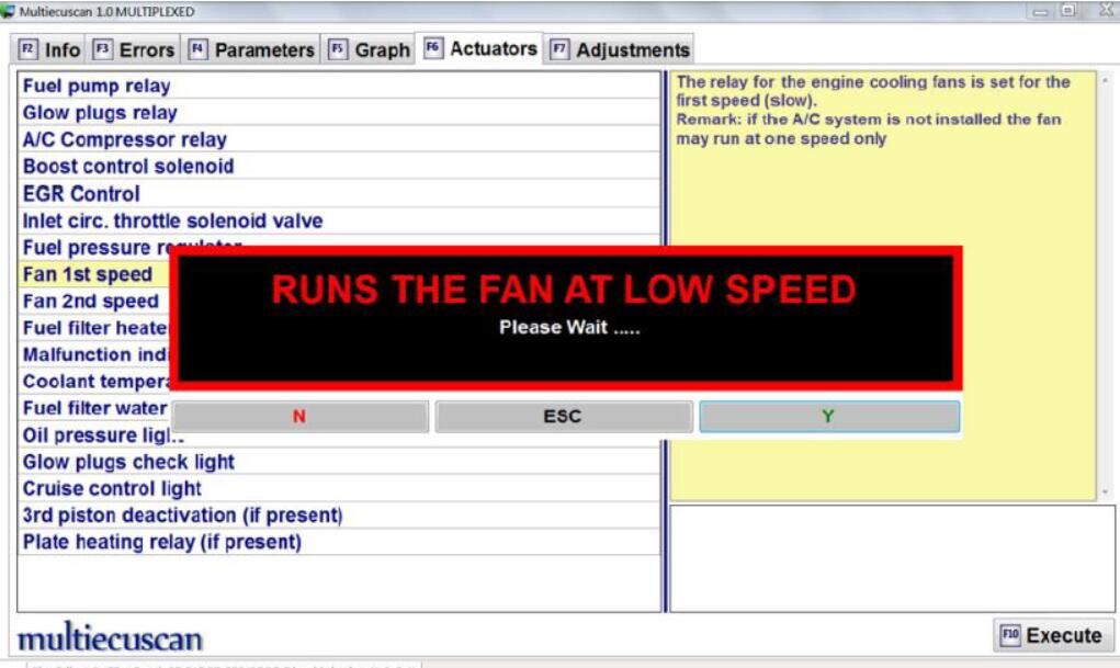 How to Use Multiecuscan to Diagnose Fiat Stilo 1.9 JTD (11)