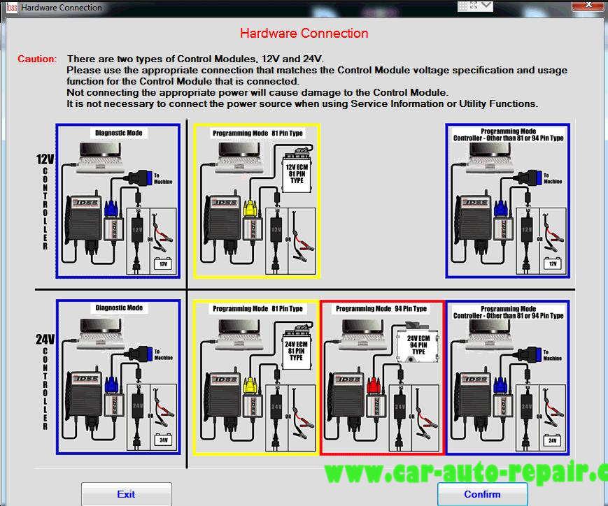 Isuzu E-IDSS Engine Diagnostic Service System Download (2)