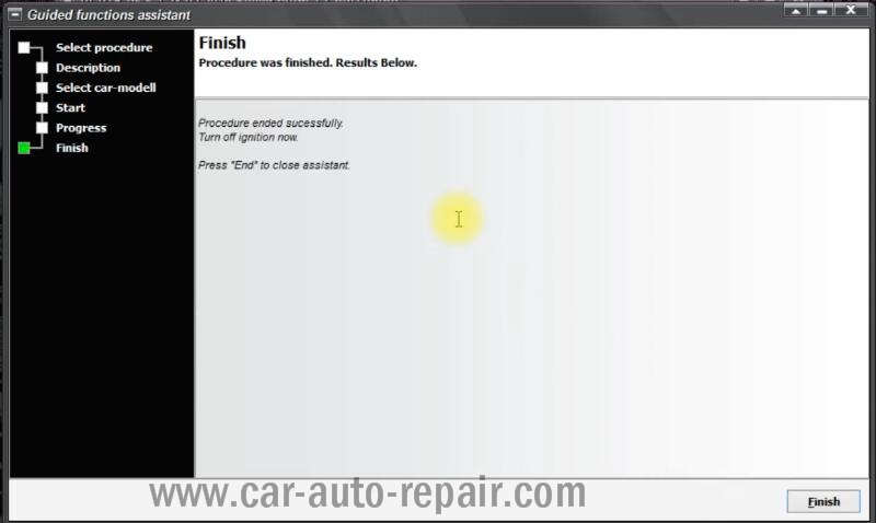 VCP Clear Inspection Service Massage for VW PQ35 46 Audi A3 A6 (7)