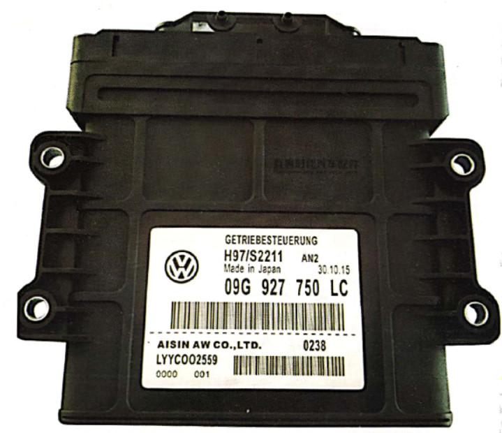Volkswagen Tiguan 00349 Fault Code 09G TCM Shift Locked Repair (1)