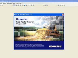 Komatsu CSS Linkone