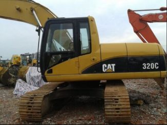 How to Repair Caterpillar 320C Hydraulic Oil Overheating Trouble-1