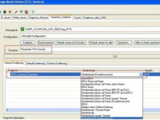 Benz DTS Coding for Door Closing/Opening Sound & Volume Change-2