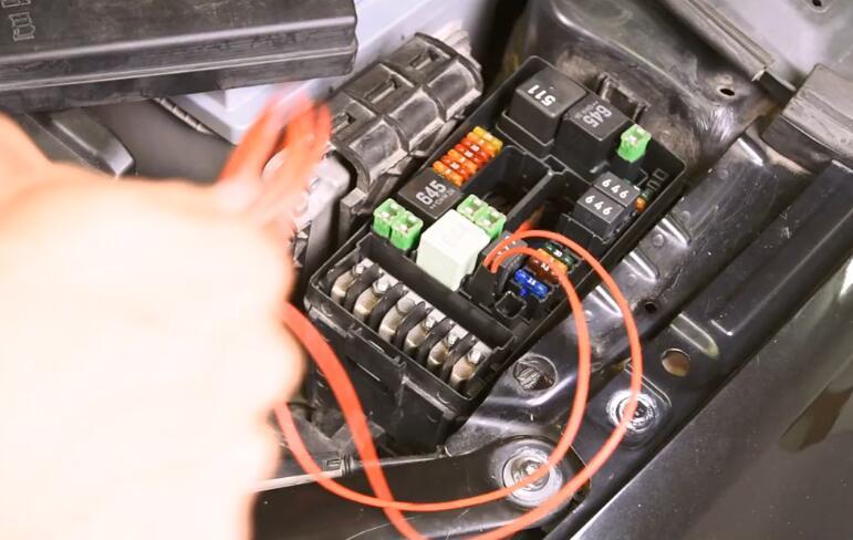 AVDI Diagnostic to AdaptProgram DSG TCU for VW Golf7 (7)