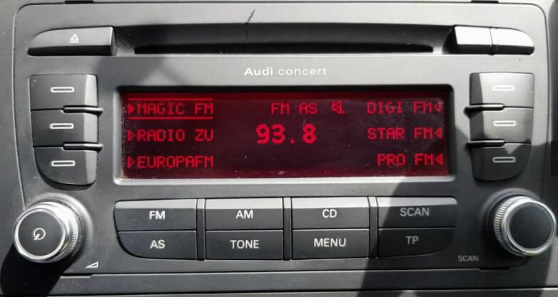 Audi A3 Drive School Mode Speed Display Coding by VCDS (1)