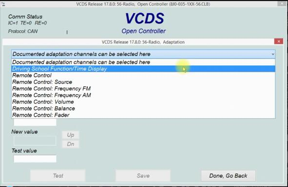 Audi A3 Drive School Mode Speed Display Coding by VCDS (4)