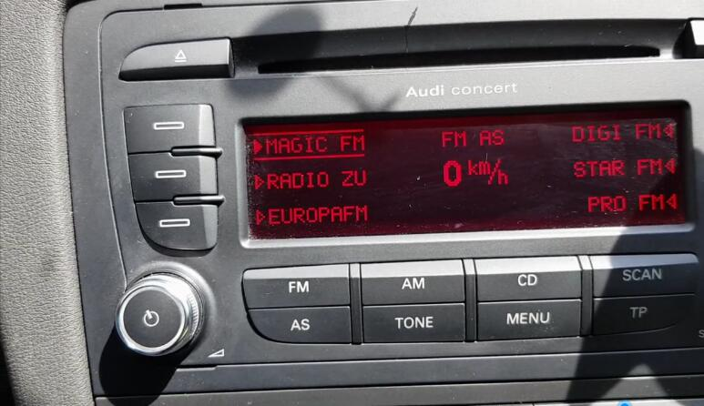 Audi A3 Drive School Mode Speed Display Coding by VCDS (6)