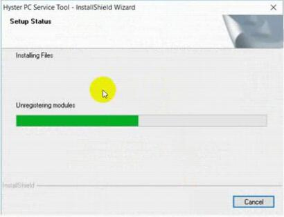 How to Install Hyster PC Service Tool V4.93 Diagnostic Software (5)