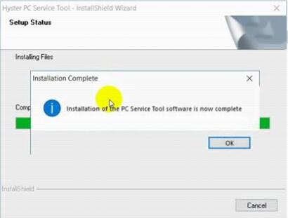 How to Install Hyster PC Service Tool V4.93 Diagnostic Software (7)