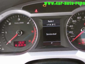 How to Use VCDS to Reset Service Light for Audi A6 2010 (1)