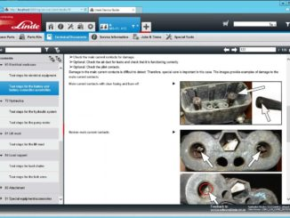 Linde Service Guide LSG v5.12 Free Download