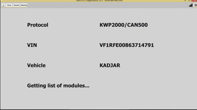 Renault Kadjar 2019 Keyless All Key Lost Programming by AVDI (2)