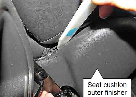 How-to-Install-Seatbelt-Buckle-Bracket-for-Nissan-Sentra-2013-5