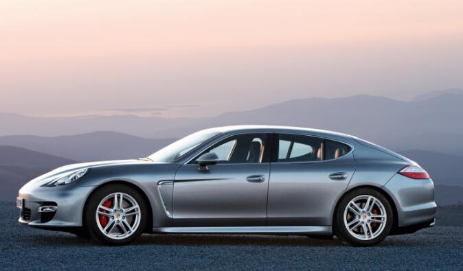 Porsche-Panamera-Level-System-Air-Spring-Replacement-Programming-1