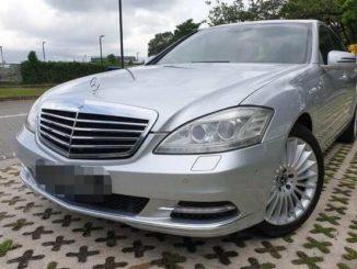 Launch-X431-Calibrate-Mercedes-Benz-S300L-2011-Air-Suspension-Level-1