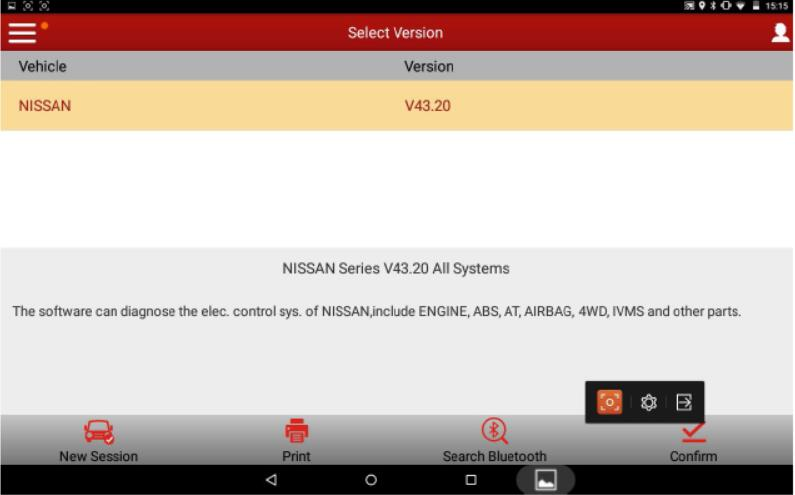 Nissan-Sylphy-Immobilizer-System-Password-Reading-by-Launch-X431-3