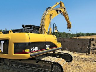Caterpillar 320D Low Power with Engine Black Smoke Repair