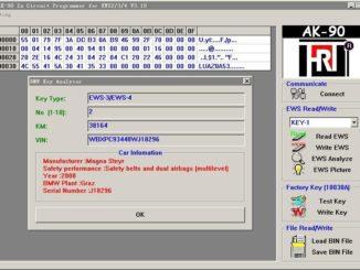 BMW-AK90-V3.19-Software