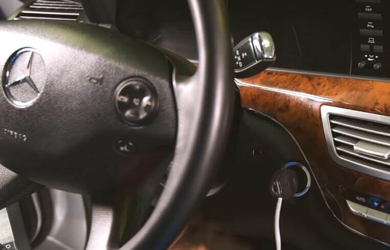 Benz-W221-All-Key-Lost-Programming-by-AVDI-Programmer-11