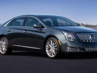 Cadillac-XTS-2013-Steering-Angle-Sensor-Calibration-by-Launch-X431-1
