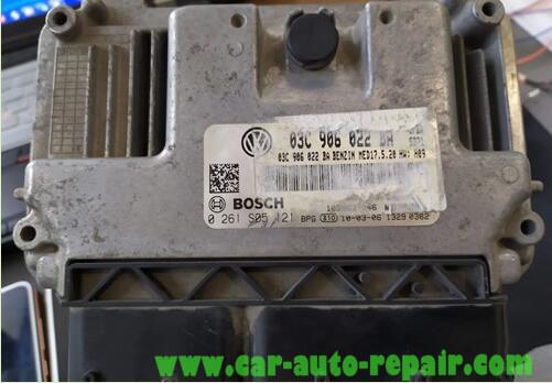 Change-VIN-for-New-Volkswagen-Audi-BOSCH-MED17-ECU-1