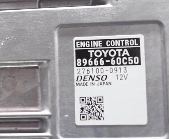Toyota-Hilux-2019-Denso-276100-ECU-Read-Write-by-VF2-Flasher-1