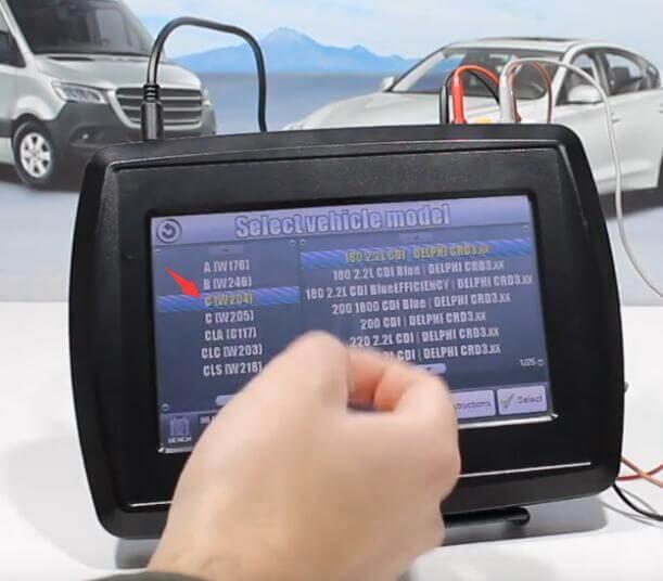 VF2-Flasher-Read-Write-Mercedes-Benz-Delphi-CRD3.2R-6