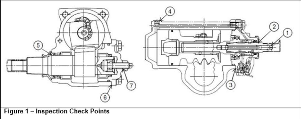 How-to-Repair-Isuzu-Truck-Power-Steering-Unit-Fluid-Leak-3