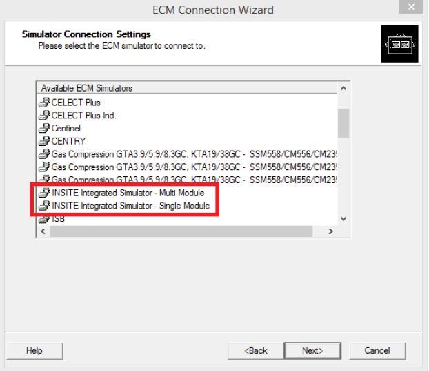 Cummins-Insite-ECM-Connection-GuideAutoRP1210-Simulator-8