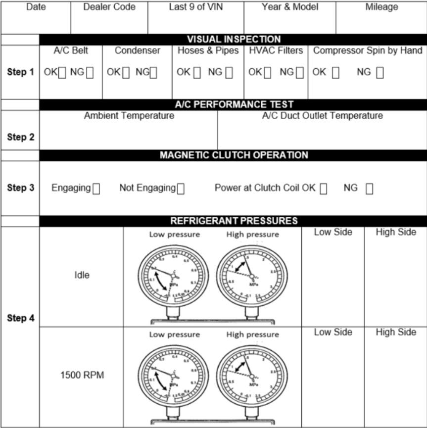 Diagnose-ISUZU-Truck-Air-Conditioning-AC-Compressors-System-2