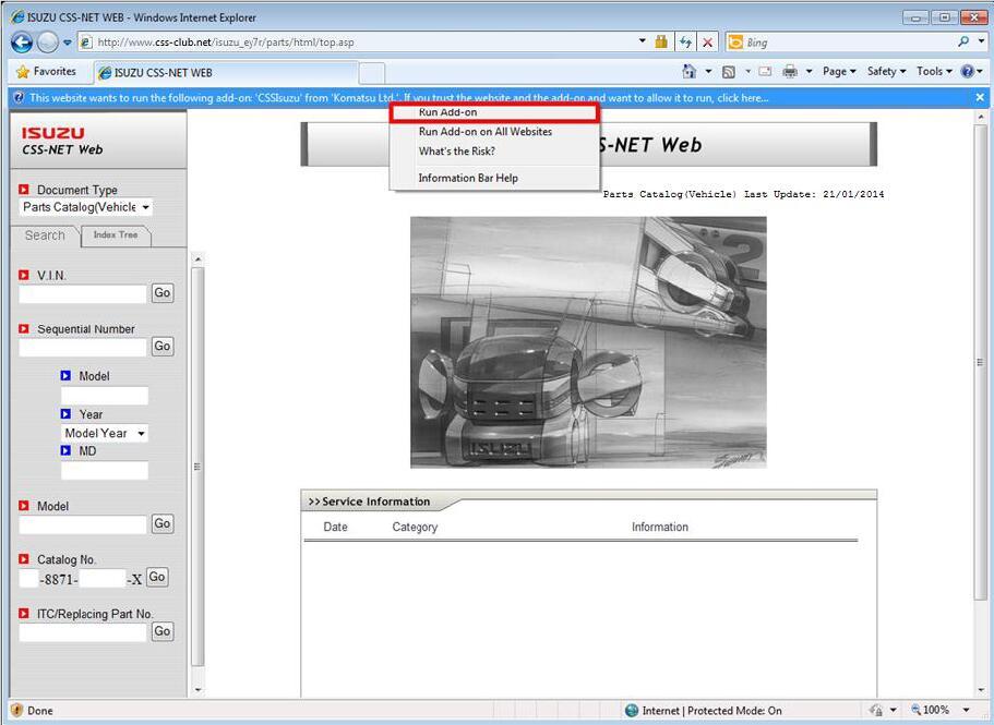 How-to-Install-Original-Isuzu-CSS-Net-Part-Catalog-Software-18