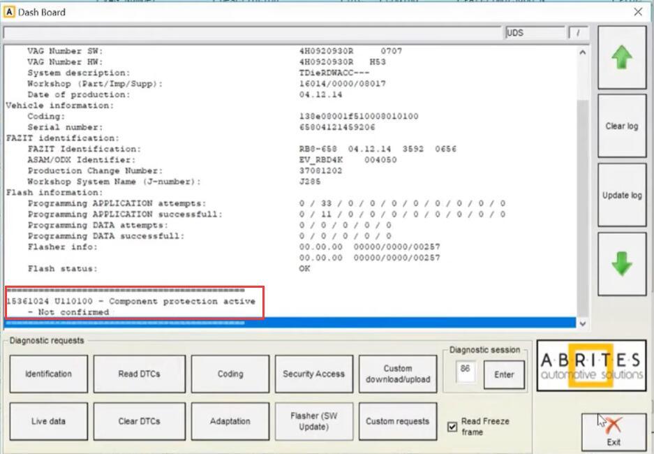 AVDI-Diagnostic-Remove-Component-Protection-for-Audi-A8-2