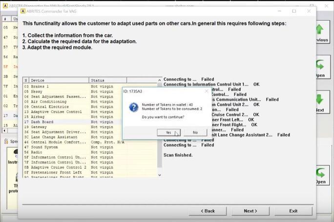 AVDI-Diagnostic-Remove-Component-Protection-for-Audi-A8-7