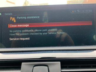 BMW-PDC-System-Module-Radar-Trouble-Repair-1