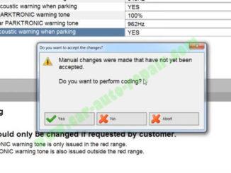 Benz-C204-Parking-Sensor-CodingCalibration-by-Benz-Xentry-10
