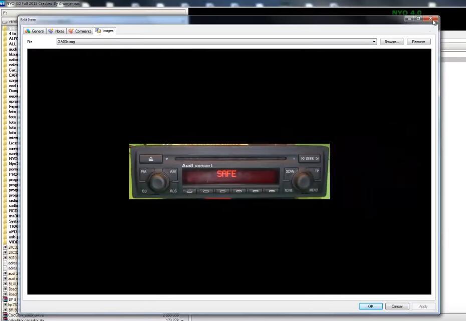 How-to-Decode-Audi-Concert-AUZ2Z3-GRUNDIG-Radio-24LC16-12