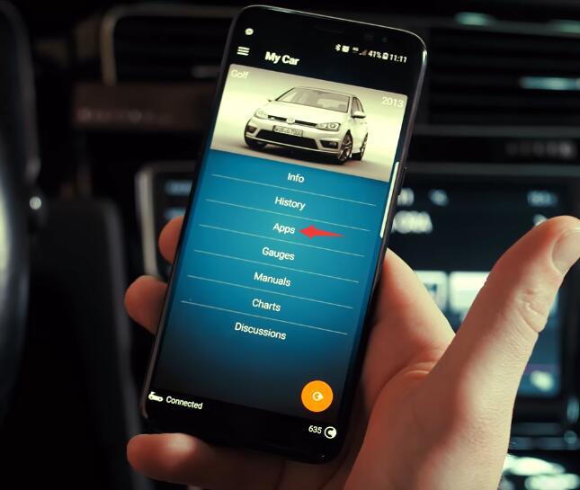 OBDeleven-Coding-for-Volkswagen-Golf-2013-Auto-Folding-Mirror-2