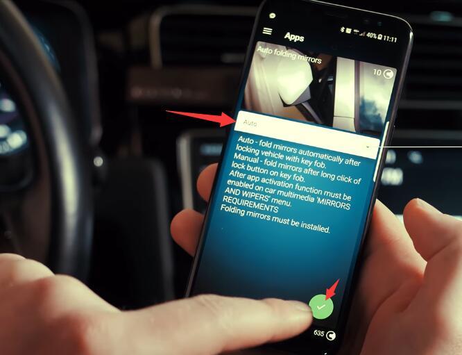 OBDeleven-Coding-for-Volkswagen-Golf-2013-Auto-Folding-Mirror-4