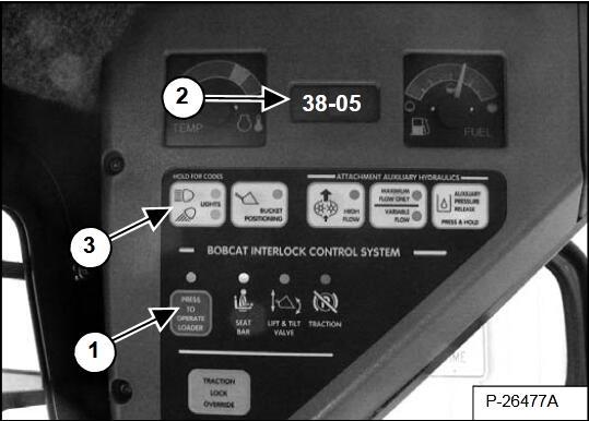 Bobcat-Loader-G-Series-A300-Hydrostatic-Pump-Calibration-Guide-5
