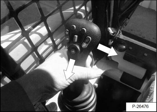 Bobcat-Loader-G-Series-A300-Hydrostatic-Pump-Calibration-Guide-7