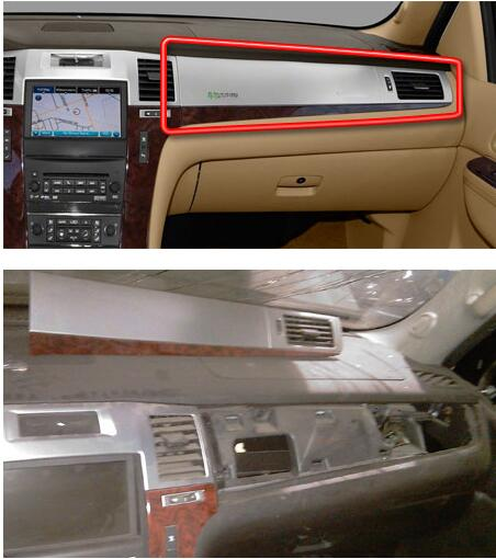 Remove-Disassemble-Instrument-Cluster-for-Cadillac-Escalade-3