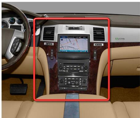 Remove-Disassemble-Instrument-Cluster-for-Cadillac-Escalade-4