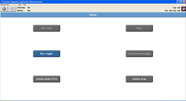 Chrysler Diagnostic Application CDA 5.01 4.02 Free Download