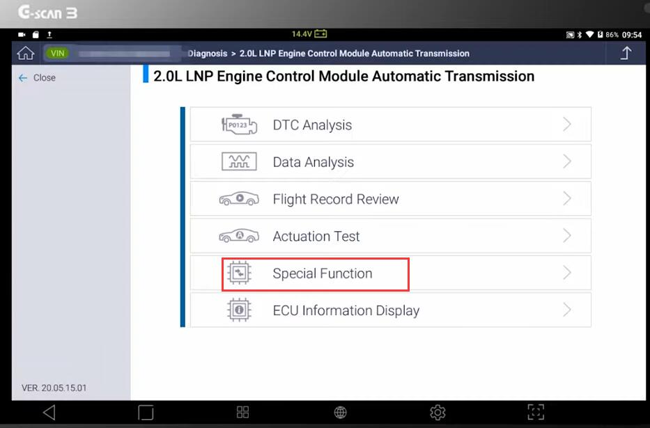 GM-Chevrolet-Orlando-DPF-Service-Regeneration-with-G-Scan3-7