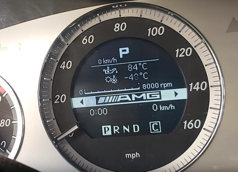 How-to-Activate-AMG-Menu-for-Benz-W204W212X204-11