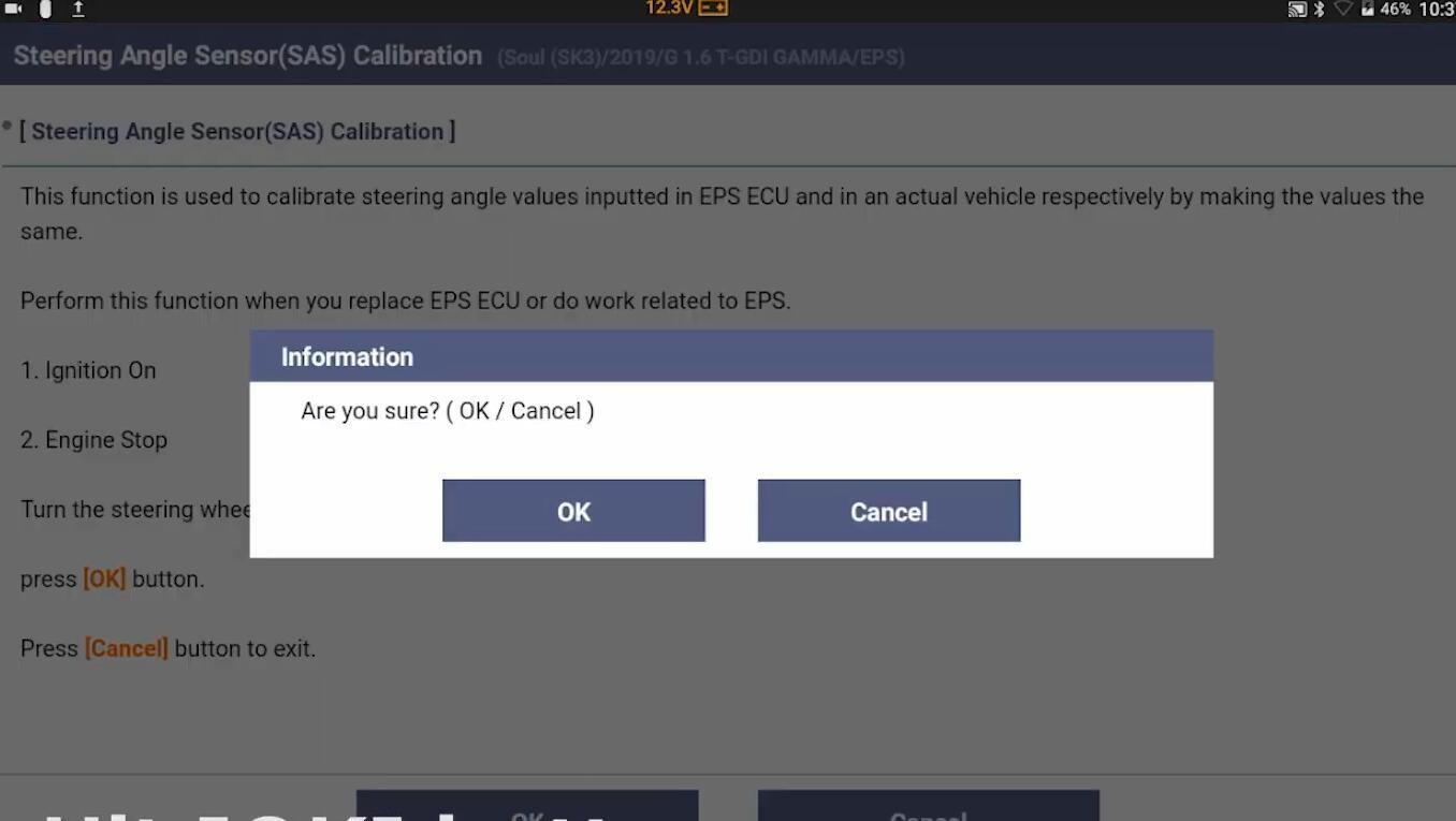 How-to-use-G-Scan-calibrate-Steering-Angle-SensorSAS-for-Kia-Soul-2019-7