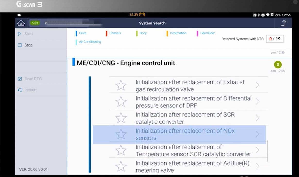 NOx-Sensor-Initialization-with-G-scan-for-Mercedes-Benz-Sprinter-8
